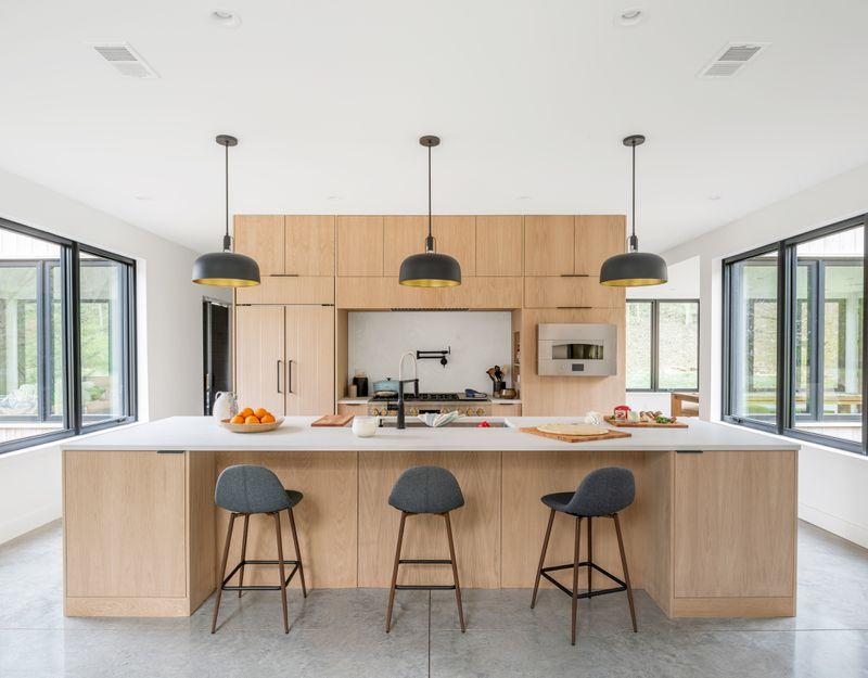 Modern Barnhouse, 2021 Idea House, Minnesota